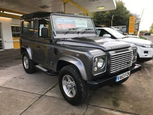 *** SOLD ***Land Rover 90 XS CSW TDCi 2014